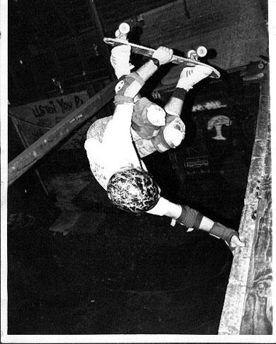 Bernie O'Dowd Barn 1985