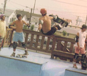 darren menditto ocean city maryland frontside air