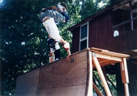 Rocky Vertone NJ 1987 jason oliva the house of steam