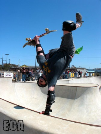 132 Pat Clark East Coast Legend And Skater For Life