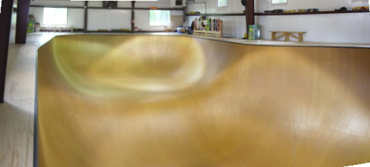 Delaware Water Gap Skate Facility jason oliva the house of steam