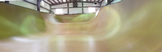Deleware Water Gap Skate Facility jason oliva the house of steam