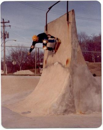 John Egertson Skate World Jason oliva the house of steam
