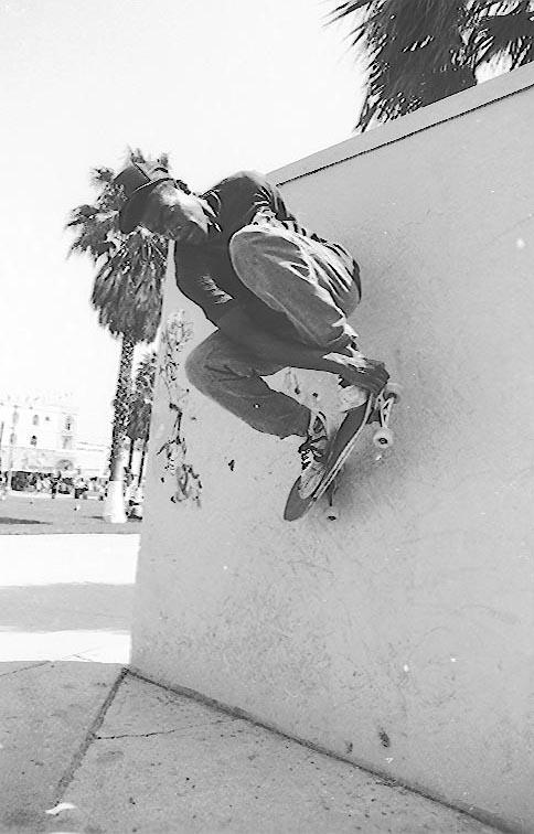 pep Williams Wall Ride 89 photo bagel jason oliva the house of steam