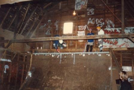 Barn NJ jason oliva the house of steam