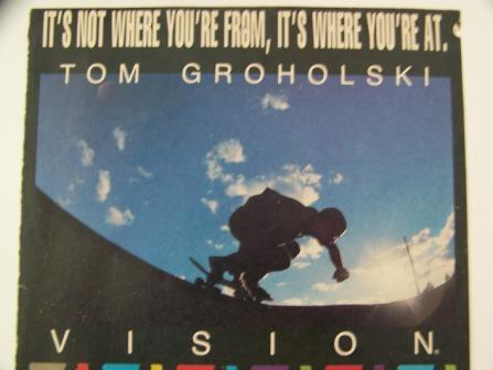 tom groholski  the house of steam