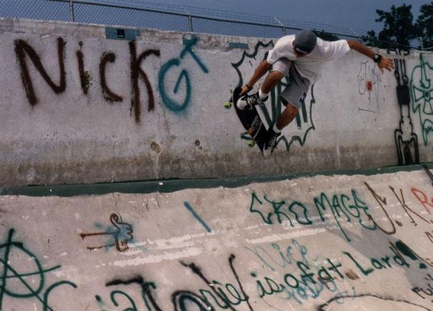 Derek Rinaldi Brick pool 1