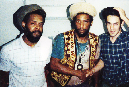 Jason Oliva and the Bad brains