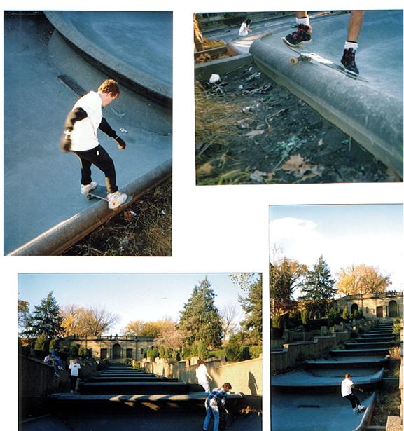 Malcolm X park 1988