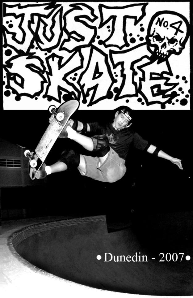 Todd Morrow Just Skate