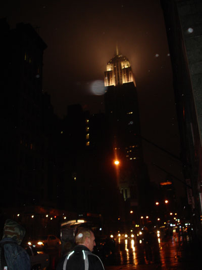 Jay Henry NYC Empire State Building