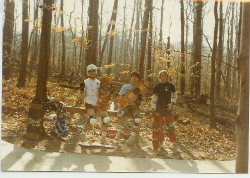 Rocky Vertone Dan Tag Matt Padulo 1983