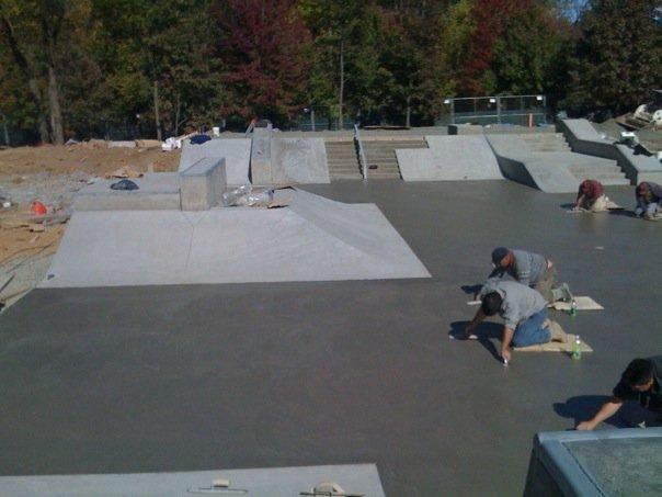 Princeton Hilltop Skatepark