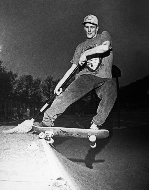 Mike Vallely Sayerville Skatepark