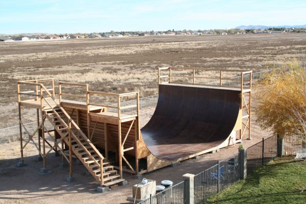 Tom Wagner's ramp Arizona
