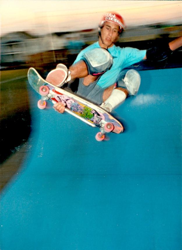 Darren Menditto 1988