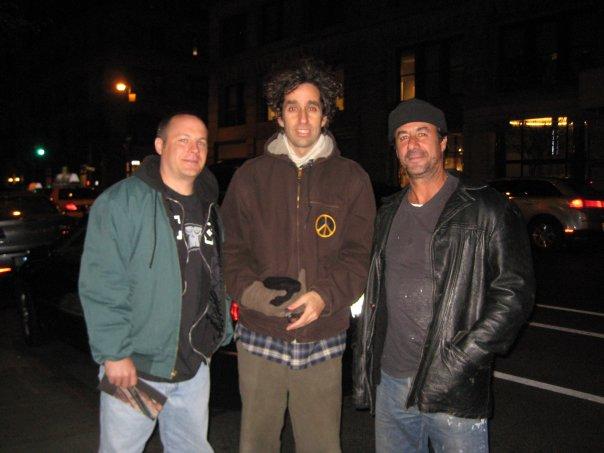 Tom Groholski  Tony Squindo Andy  Kessler NYC