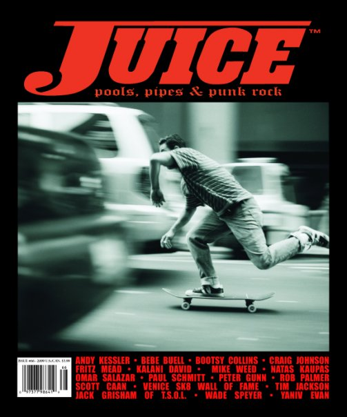 Andy Kessler Juice Magazine