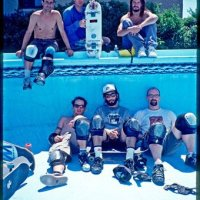 560: Asbury Park Pool Classic photo by Charles Samuels 1999: Andy Kessler, Bill Rogers, Tony ALva, Bud Baum, Tom Martyn, Bryan Lathrop