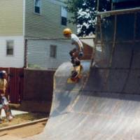 600: [Weep] rolling in- Groholski's ramp circa back in the day