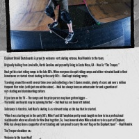 629: Neal Hendrix joins Mike Vallely's Elephant Brand Skateboards
